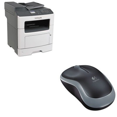 KITLEX35S5700LOG910002225 - Value Kit - Lexmark MX310dn Multifunction Laser Printer (LEX35S5700) and LOGITECH, INC. M185 Wireless Mouse (LOG910002225) by Lexmark