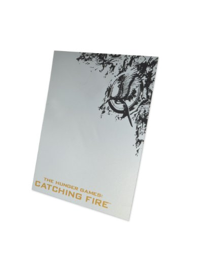 NECA The Hunger Games: Catching Fire Mockingjay with Flames Locker Mirror]()