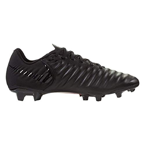 new product f3b12 66e0d Nike Men s Legend 7 Academy FG Black Black (9.5)