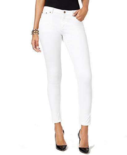 (Michael Michael Kors Women's Petite Selma White Skinny Jeans (2P))