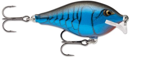 (Rapala Scatter Rap Crank Shallow Lures, Bruised)