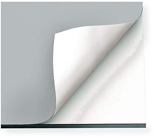 (Alvin VBC77-10 VYCO Gray/White Board Cover 37 1/2 inches x 72 inches Sheet)