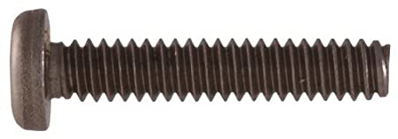 15-Pack The Hillman Group 3576 8-32 By 3//4-Inch Stainless Steel Spanner Security Pan Machine Screw