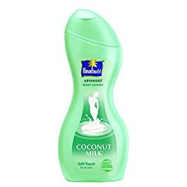 Parachute Advansed Body Lotion Soft Touch,...