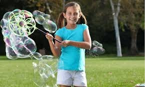 Discovery Bubble Maker Deluxe Set - Wand and Bubbles ()