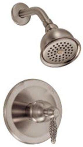 (Danze 1 Handle TRIM Shower Set, Brushed Nickel)