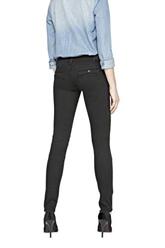 Jeans Noir Biker Black Replay 98 Skinny Femme Pw58WqI