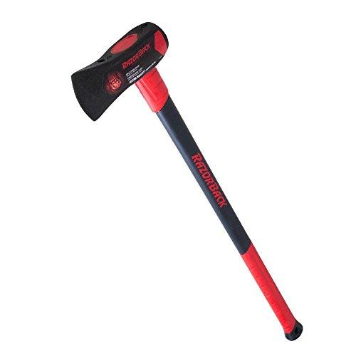 Razor-Back 8 lb. Wood Log Splitter Maul/Axe with 34 in. Non-