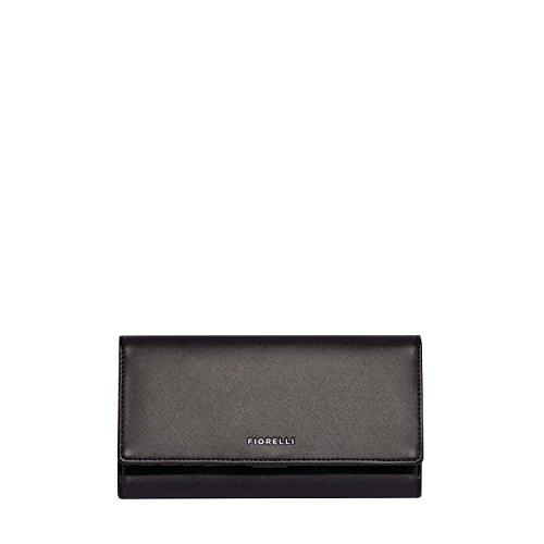 Black cm L portés 3x19x10 Mono 247 x H femme W Fiorelli Quilt main Sacs qwXPA01