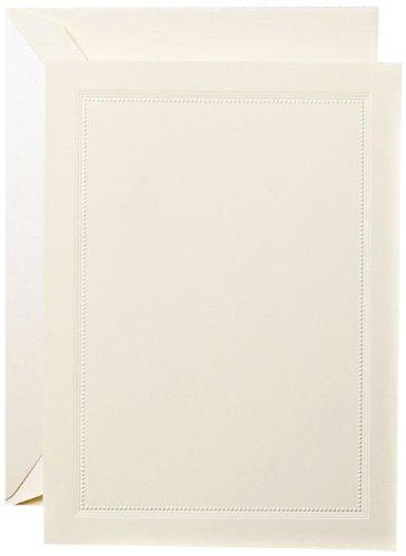 Crane & Co. Beaded Frame Printable Invitation (Frame Printable Invitations)