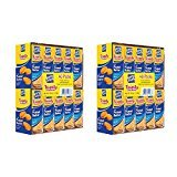 Lance Toasty Peanut Butter Sandwich Crackers (40 ct.) Pack of 2 by Lance