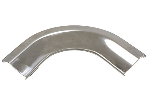 Corvette Rear Window Corner Moulding Coupe - Rear Moulding