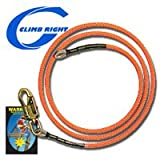 Climb Right 5/8″ x 12′ Wire Core Flipline For Sale