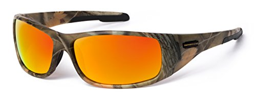Rapalla Renegade Sunglasses Performance Polarized Fishing Eyewear - Reduces Reflection to See Below Waters Surface. 100% UVA, UVB and UBC - Sunglasses Renegade