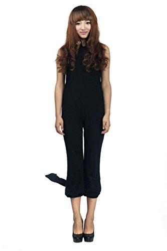 Mtxc Women's Soul Eater Cosplay Costume Medusa 1st Size X-Large Black ()