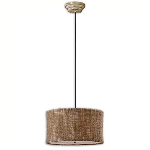 Uttermost 21935 Burleson 3-Light Hanging Shade