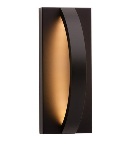 LBL OD818BLLEDW Hunter 10 Outdoor Wall Sconce