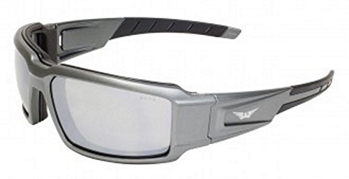 Velocity Motorcycle ATV Riding Glasses Sunglasses Padded Biker Riding New - Motorcycle Velocity