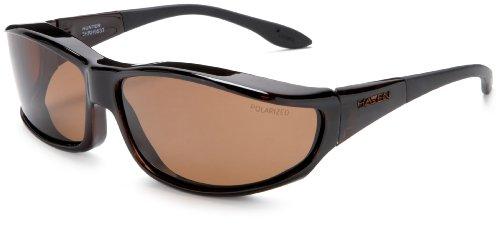 Haven Fit On Sunwear Hunter Fit On Sunglasses,Tortoise Frame/Amber Lens,one - Men Haven For Sunglasses