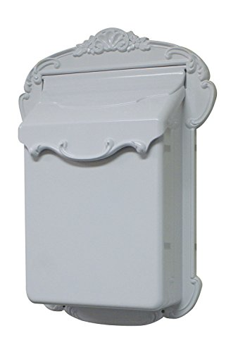 - Special Lite Products SVV-1013-WH Victoria Vertical Mailbox, White