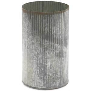 "Large Metal Container Display Prop, 4.5"" Dia"