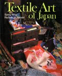 img - for Textile Art of Japan book / textbook / text book