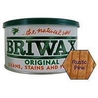 Rustic Pine Briwax by Briwax