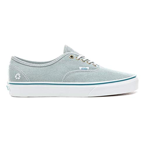 Vans Authentic P.E.T Recycle Skate Shoes Green Womens 7/Mens 5.5