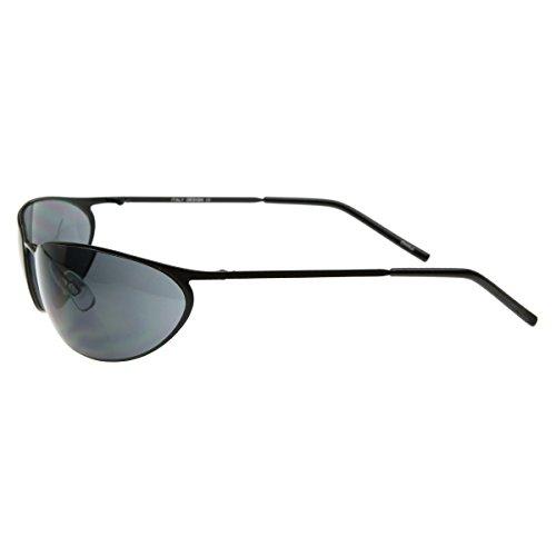 zerouv matrix neo metal wire frame glasses - Wire Framed Glasses