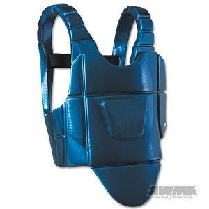 Velocity Chest Guard – Blue size medium