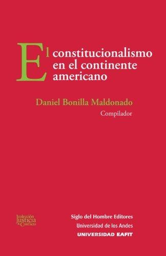El constitucionalismo en el continente americano por Tanya Katerí Hernández