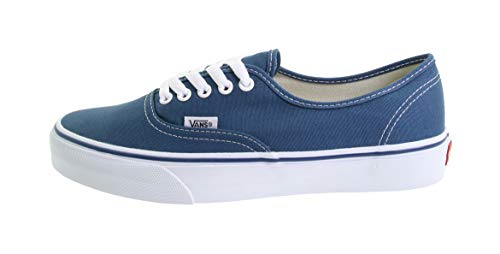 Vans Womens Classic Authentic Trainer - Navy - - Waffle Navy Womens Old