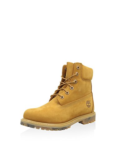 Timberland Womens 6 Premium Boot Wheat Monochrome