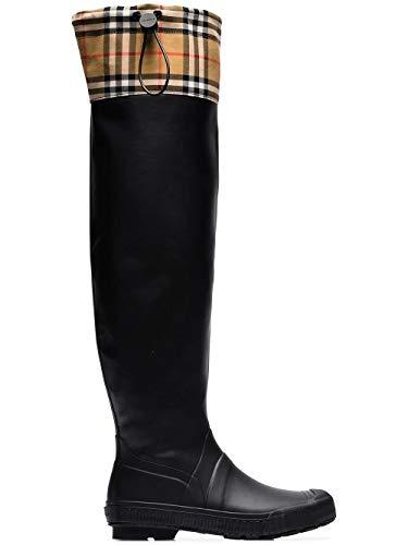 BURBERRY Luxury Fashion Womens Boots Winter Black