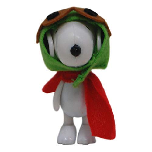 Peanuts Snoopy Figurine Collectible, Halloween Themed Home -