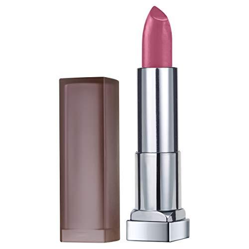 Maybelline New York Color Sensational Pink Lipstick Matte Lipstick, Lust For Blush, 0.15 oz ()
