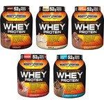 Bundle of 5 Body Fortress Super Advanced Whey Protein Powder 1.95 LB