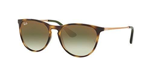 Ray-Ban Junior Girls' 0rj9060s Non-Polarized Iridium Round Sunglasses, Havana, 50 mm