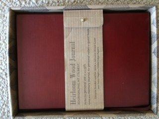 Heirloom Wood Journal - (Heirloom Wood)