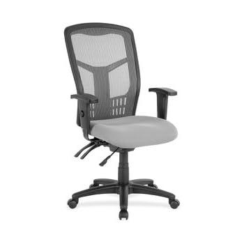 amazon com lorell llr86907 ergomesh seating executive mesh high