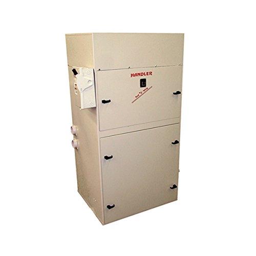 Handler Dust Collector 3-HP, Model 103-2201 103-2201