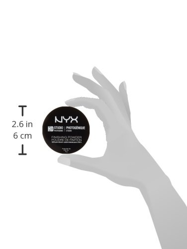 NYX Cosmetics Studio Finishing Powder Translucent Finish, 0.21 Oz
