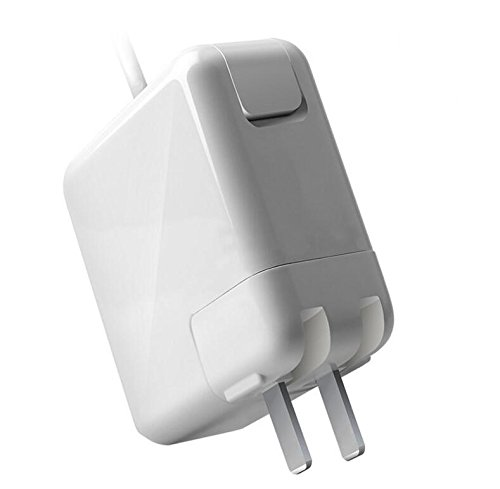 Macbook Air Charger, Ac 45w Magsafe2 (T-Tip) Connector Power Adapter Charger for MacBook Air 11-inch and 13 inch (For Macbook Air Released after Mid 2012)