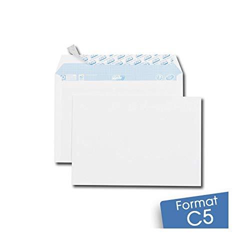 Briefumschläge und Hüllen 250 enveloppes Weiß 90 g - format C4 - sans fenêtre B07J2QRM9T | Verpackungsvielfalt