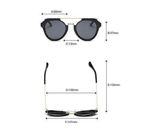 XGLASSMAKER Sol Sol Gafas Polarizadas Light non Para polarized Hombre Coloridas Mujer Y F De Gafas De r1nUWFrx