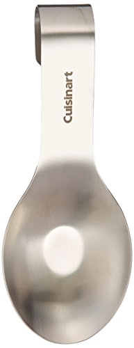 Cuisinart CTG-00-SP Stainless Steel Spoon Rest (Spoon Rest Stainless)