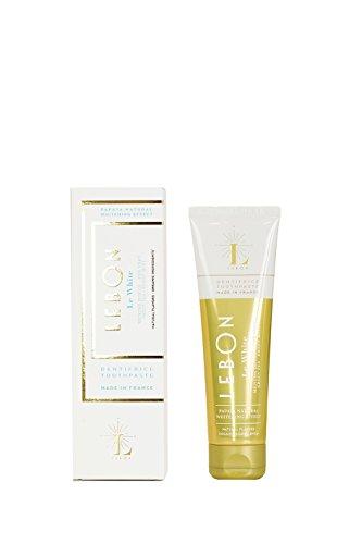Lebon Le White (Sweet Mint + Green Tea) Organic Toothpaste 75 - Green Toothpaste Tea