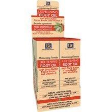 Daggett Ramsdell Lightening Body Oil Pack of 12