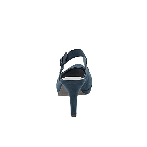 Tamaris 1-29605-28 Womens Sandals BLAU SEfl7WO