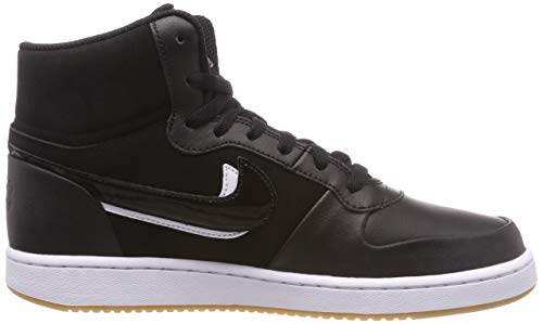 Negro white 002 black Zapatos black Mid Nike Hombre De Ebernon gum Brown Light Para Prem Baloncesto ZPzw81qx